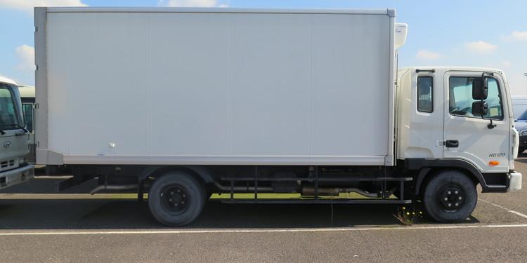 hyundai hd120 2wd diesel refrigerated truck gama mali votre rh gama mali com Hyundai 120 4 Door Hyundai 120 2000