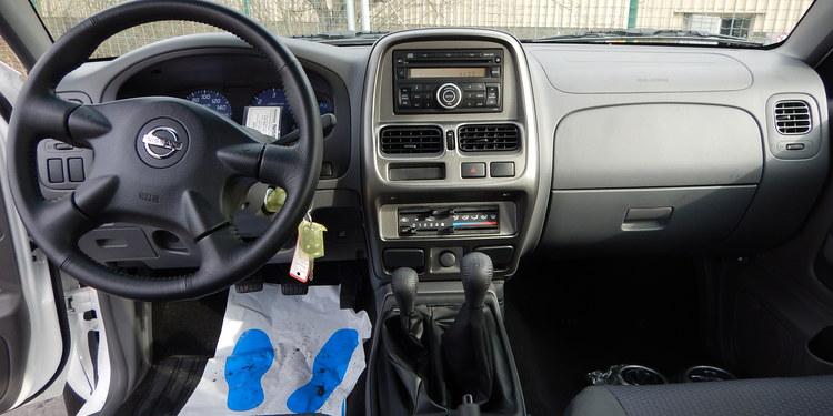 Nissan Hardbody, 4WD - DIESEL - Double Cab - AL011   Singral